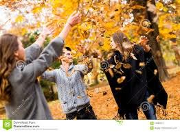 Организация занятости молодежи в осенний период