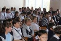 День Учителя и день ученического самоуправления